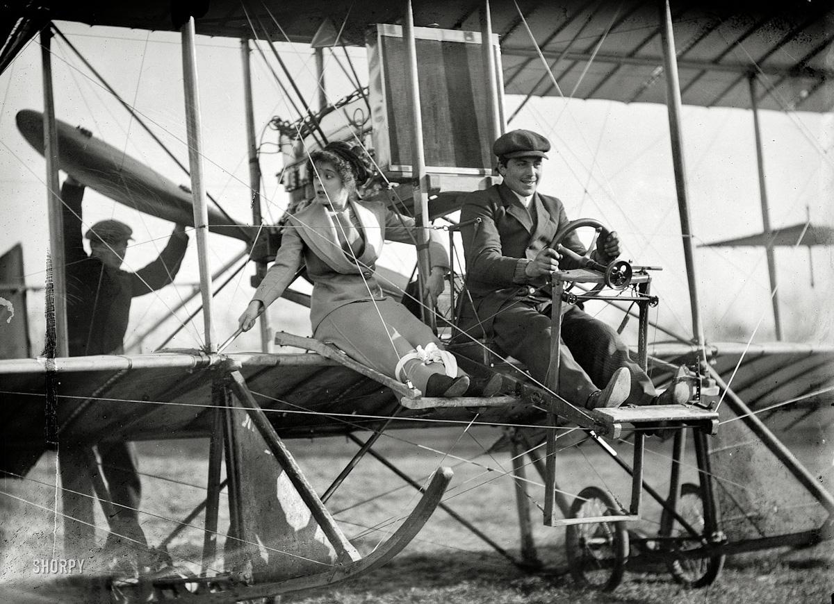 1911 aeroplane Washington DC