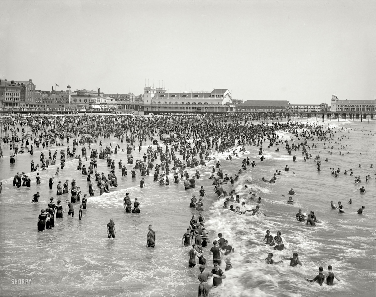 The real Jersey Shore 1902