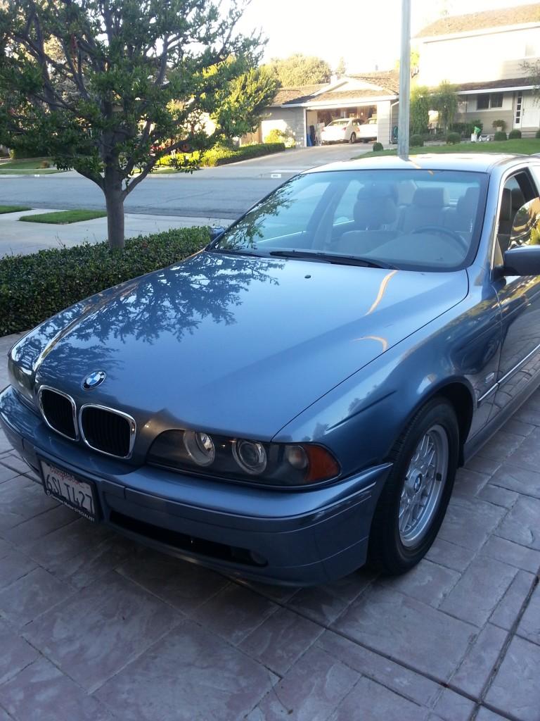 bye BMW