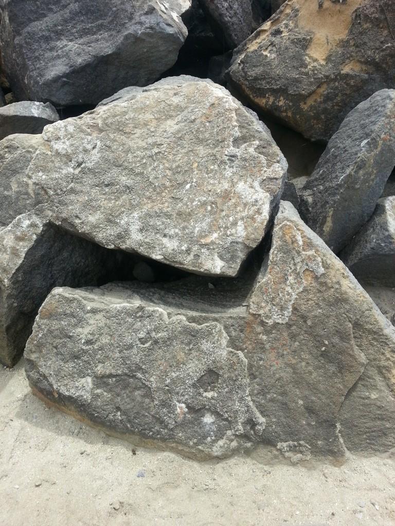 Rocks at Half Moon Bay