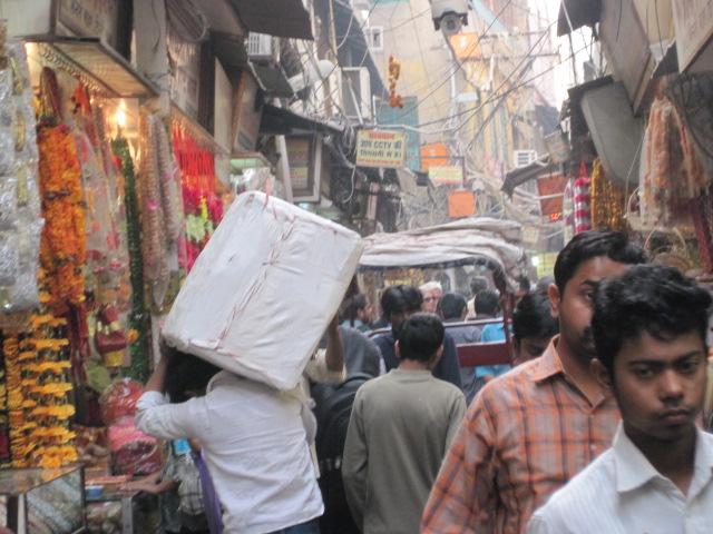 Rickshaw souk