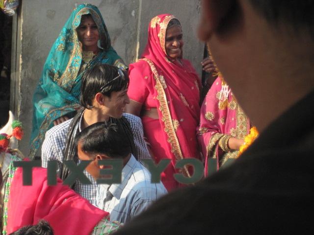 sari women nice