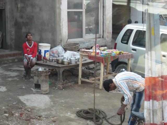 street scene peo del