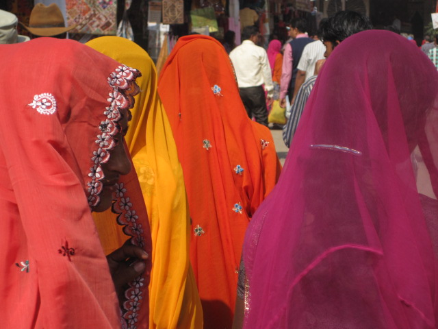 women veils