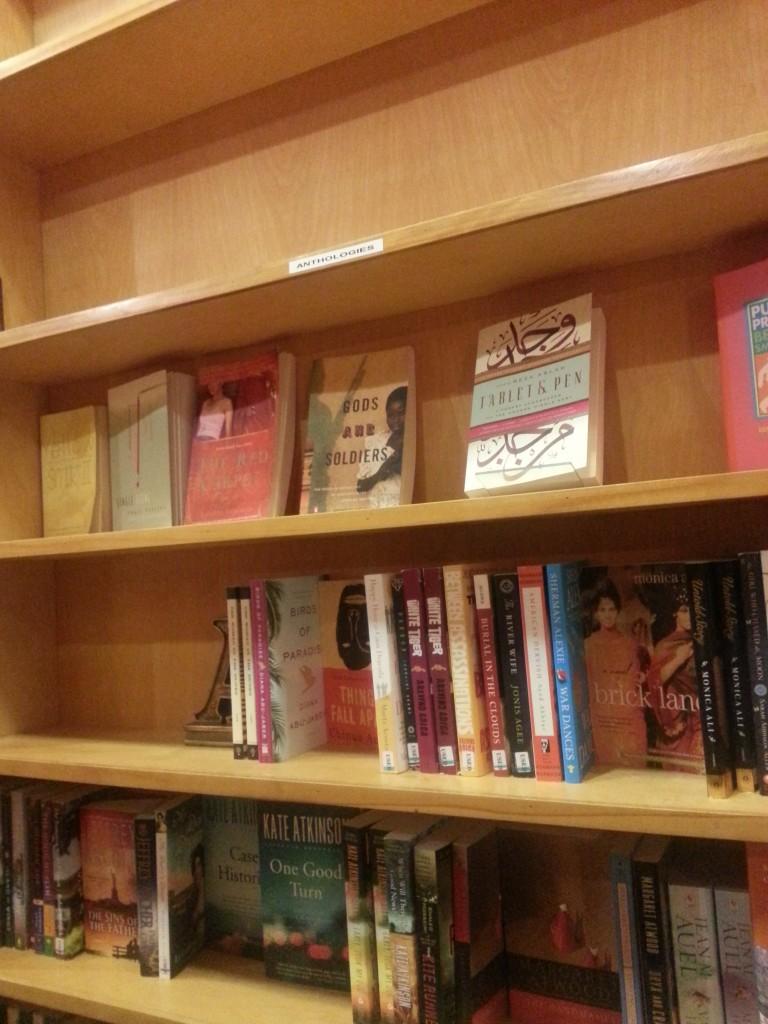 bookstore sparse