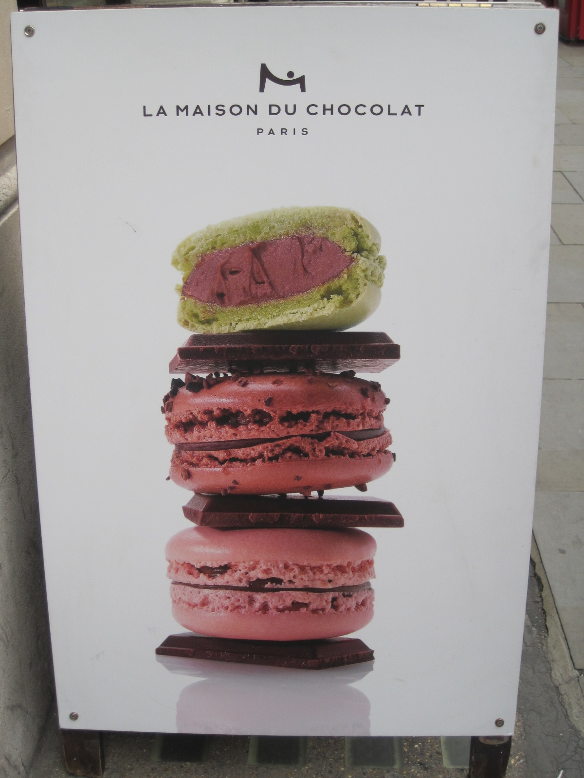 pastry macaron