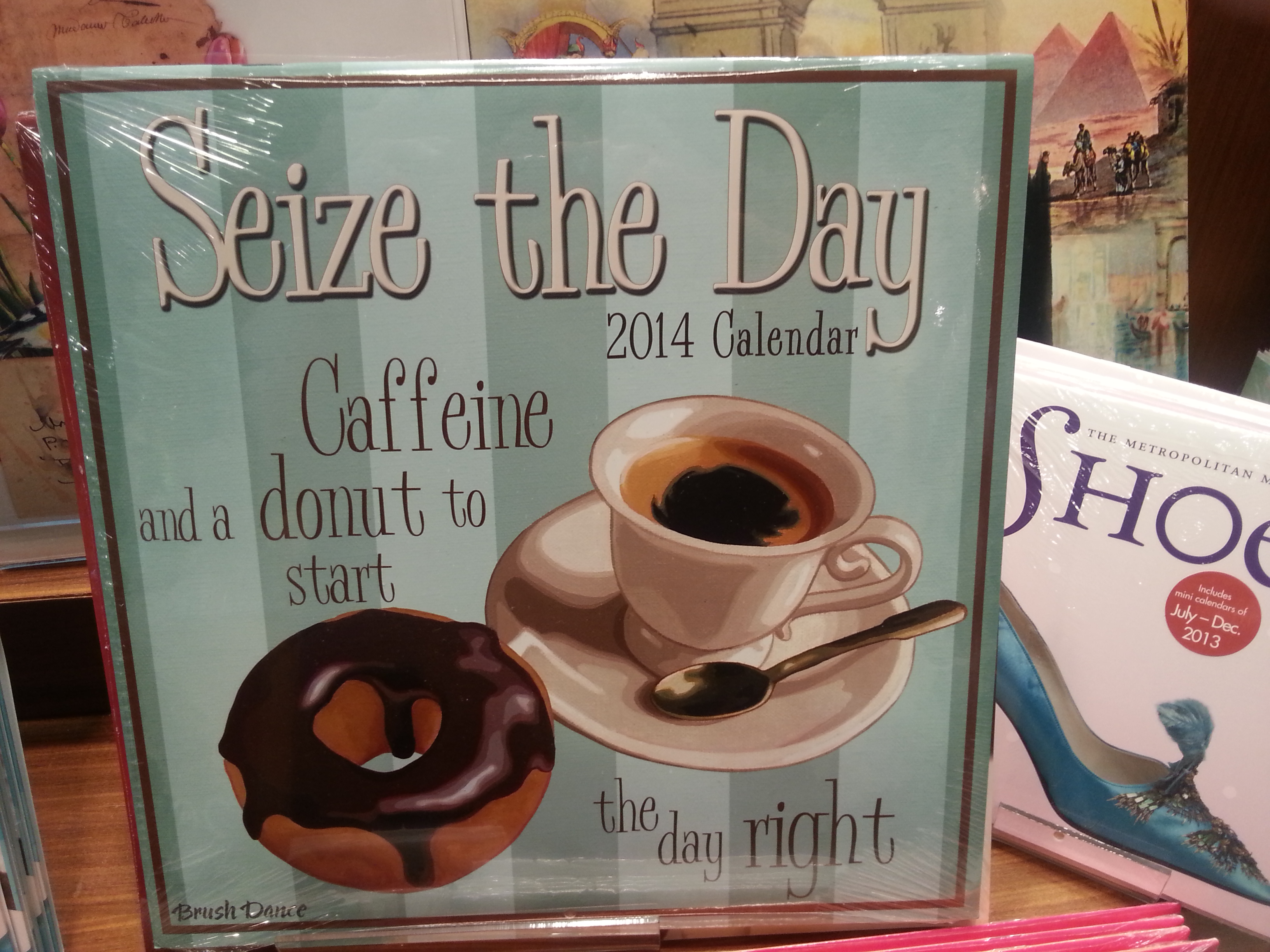 seize day coffee donut