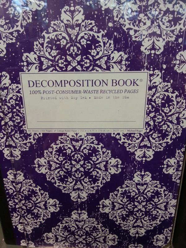 decomp book