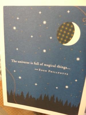 universe magic