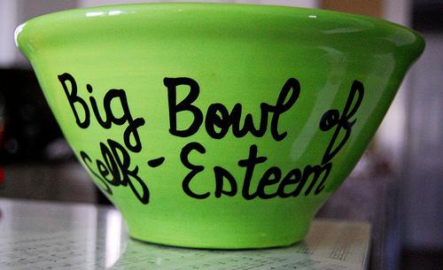 Bowl of self esteem