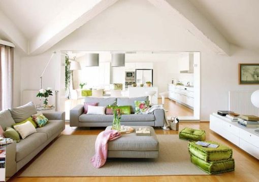 feminine-decor-green