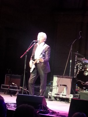 Mike Pender of the Searchers