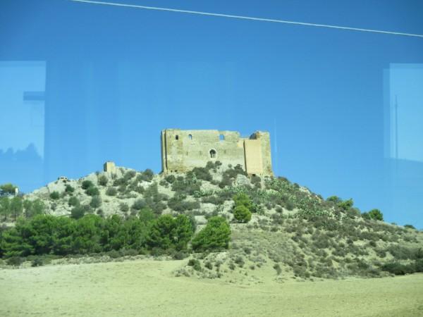castle distance