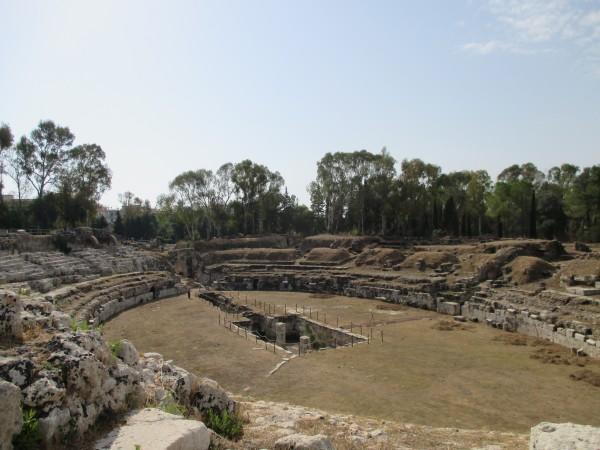 roman amph overview