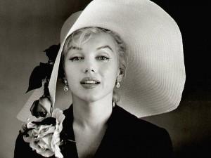 Marilyn-Monroe-chapeu