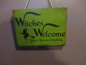 witches welcome