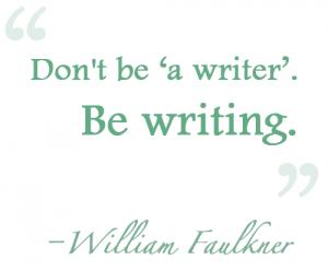 be-writing