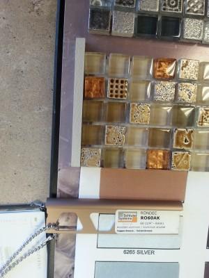 fireplace tile w trim