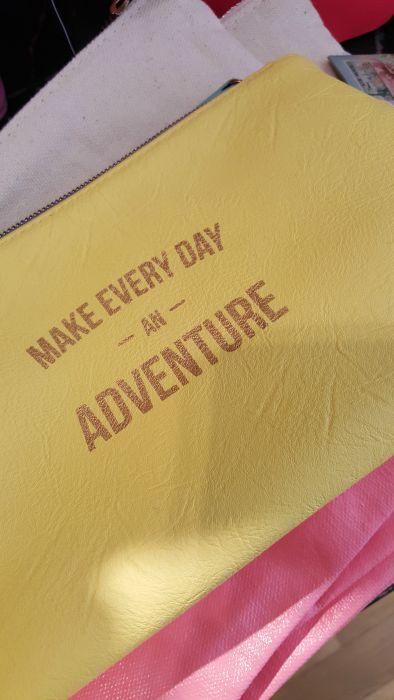 Adventure blog