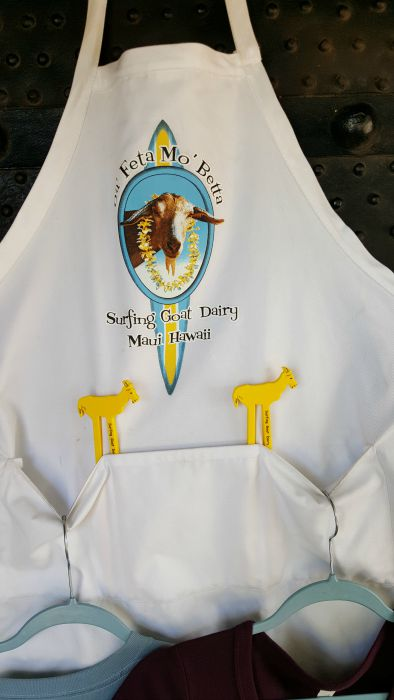 goat apron
