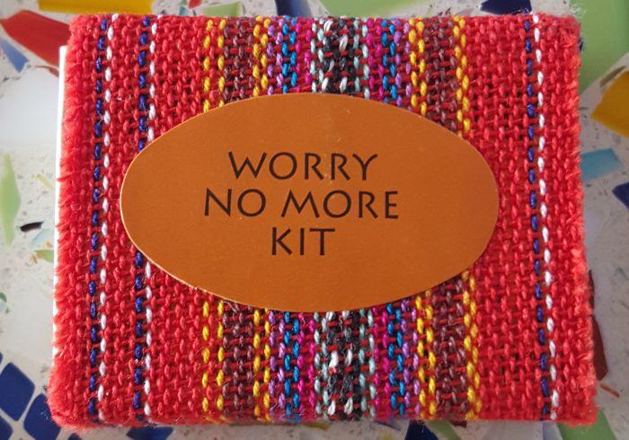 worry no more