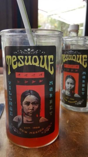 Tesuque tea