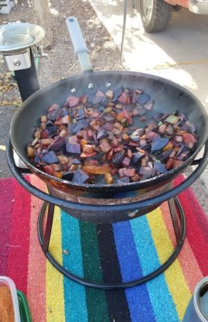 pepper pan